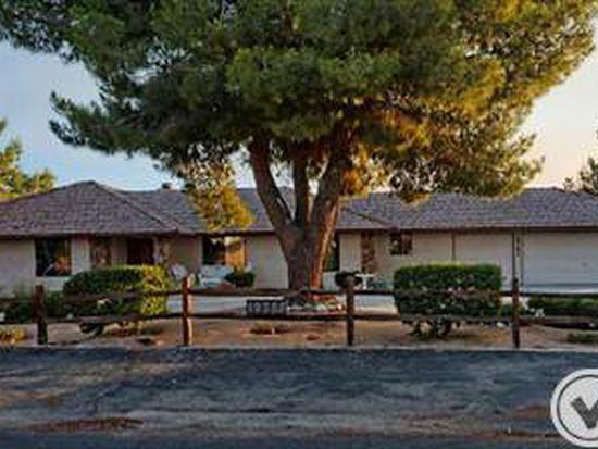 19385 Oneida Rd, Apple Valley, CA 92307