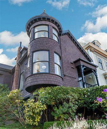 117 Frederick St # A, San Francisco, CA 94117