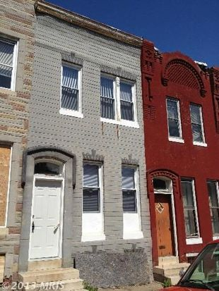 1135 Myrtle Ave, Baltimore, MD 21201