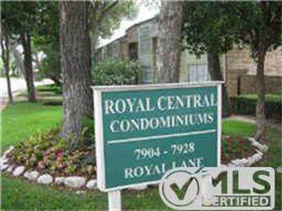 7916 Royal Ln APT C, Dallas, TX 75230