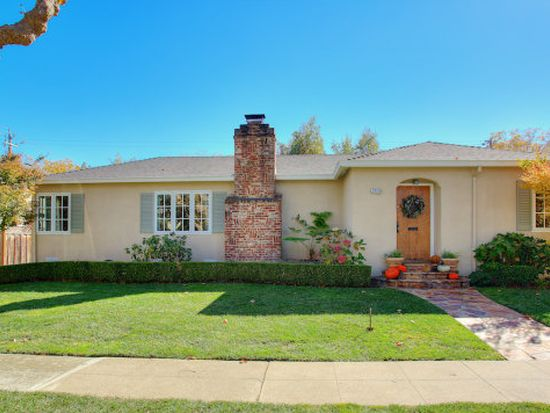705 Vernon Way, Burlingame, CA 94010