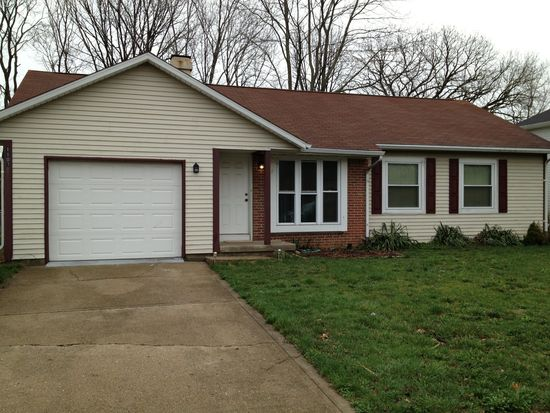 1107 Woodpointe Dr, Indianapolis, IN 46234