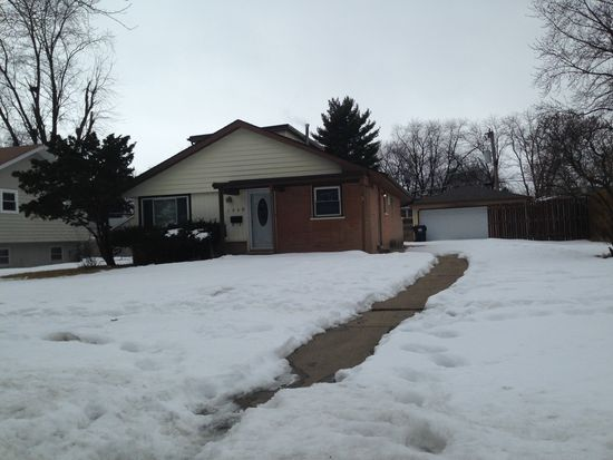 1008 Barber St, West Chicago, IL 60185