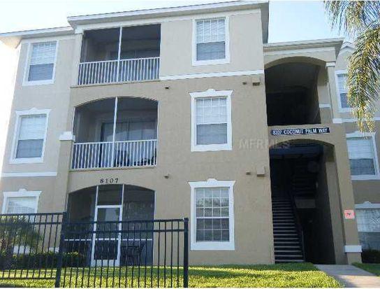 8107 Coconut Palm Way APT 303, Kissimmee, FL 34747