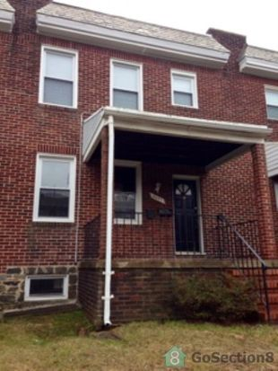 3627 Elmley Ave # 1, Baltimore, MD 21213