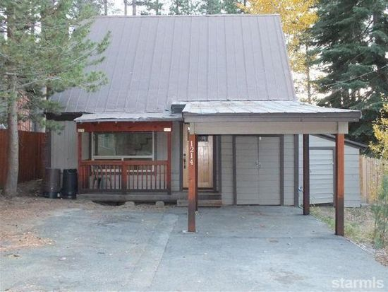 1214 Beecher Ave, South Lake Tahoe, CA 96150