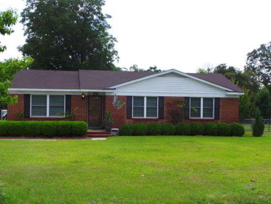 106 Lorraine Ave, Americus, GA 31709
