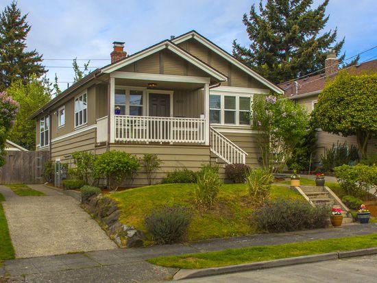 6517 Dibble Ave NW, Seattle, WA 98117