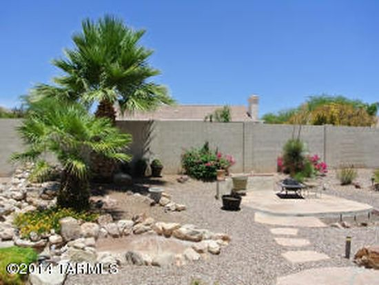 2289 N Split Rock Pl, Tucson, AZ 85749