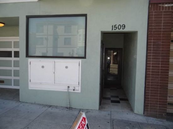 1509 Taraval St STE D, San Francisco, CA 94116