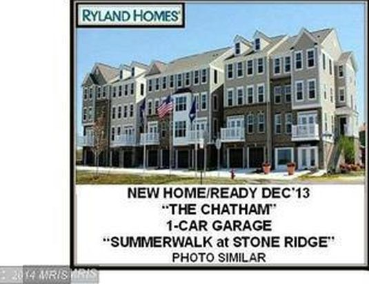 42225 Canary Grass Sq, Stone Ridge, VA 20105