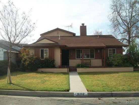 16102 Lisco St, Whittier, CA 90603