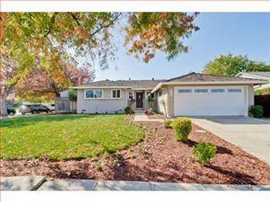 5487 Clovercrest Dr, San Jose, CA 95118