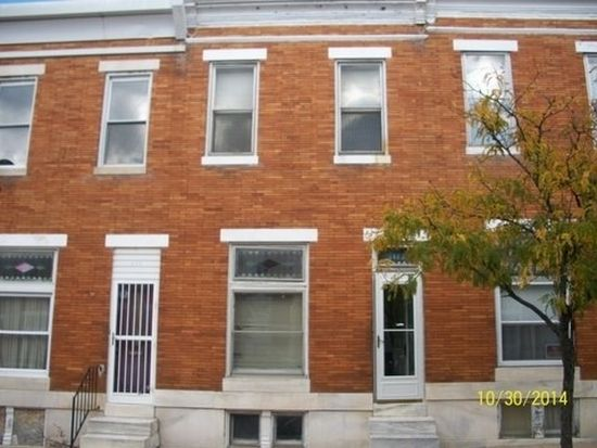 2122 Penrose Ave, Baltimore, MD 21223