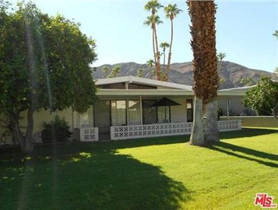 2419 Paseo Del Rey, Palm Springs, CA 92264