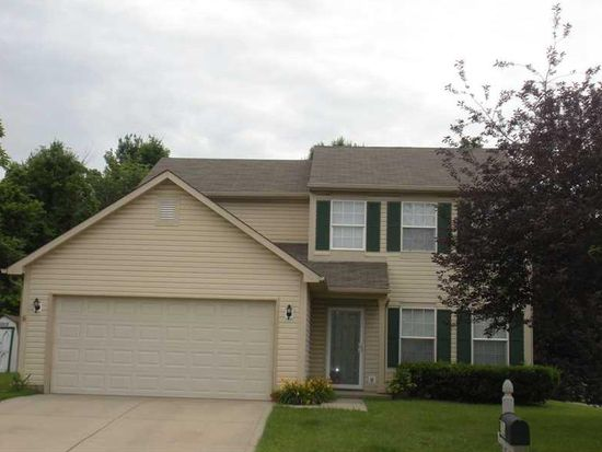 520 Speedway Woods Dr, Indianapolis, IN 46224