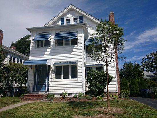 45 Greaton Rd, Boston, MA 02132