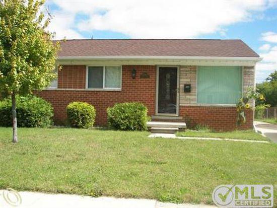27764 Townley St, Madison Heights, MI 48071