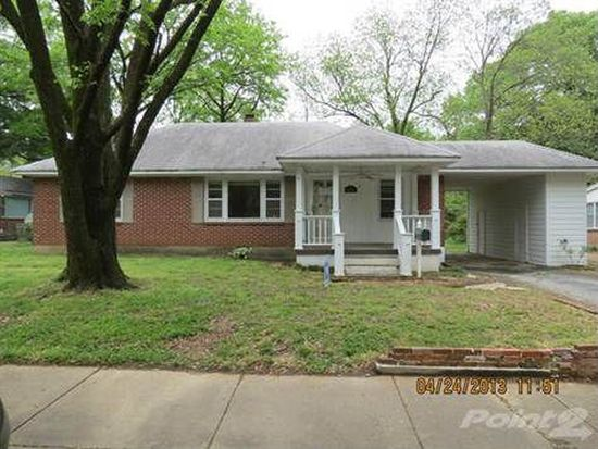 822 Colonial Rd, Memphis, TN 38117