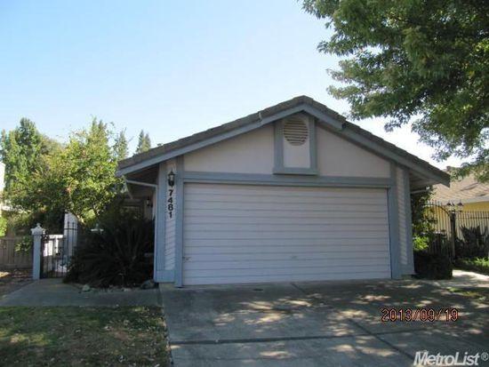 7481 Spicewood Dr, Sacramento, CA 95831