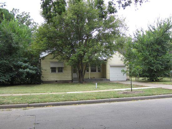 1855 S Palisade Ave, Wichita, KS 67213