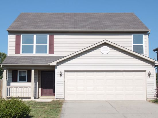 414 Red Tail Ln, Indianapolis, IN 46241
