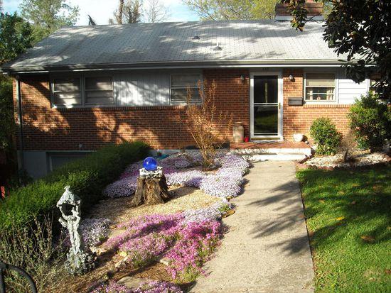 547 Dillard Rd SW, Roanoke, VA 24014