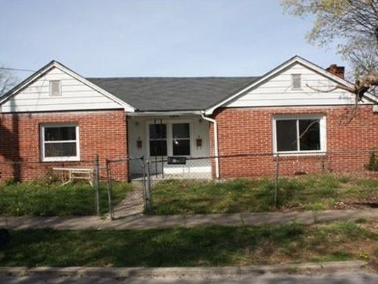 1100 Claibourne St, Johnson City, TN 37601