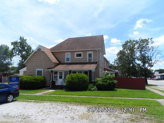 201 E High St, Rockville, IN 47872