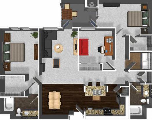 Cerano Apartments, C1