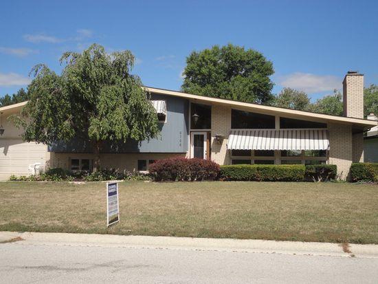 6708 W Shiawassie Dr, Palos Heights, IL 60463