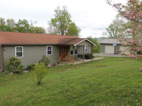 357 Cumbow Ridge Rd, Oak Hill, WV 25901