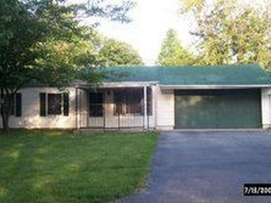 2632 Woodrow Ave, Indianapolis, IN 46241