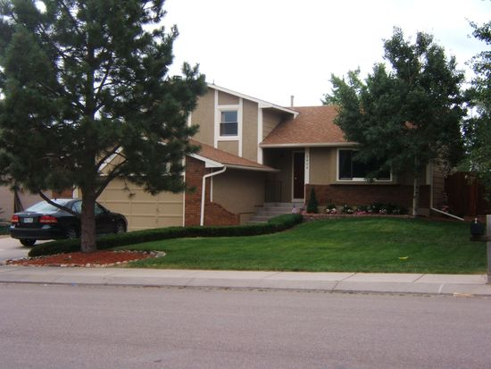 3440 Mirage Dr, Colorado Springs, CO 80920