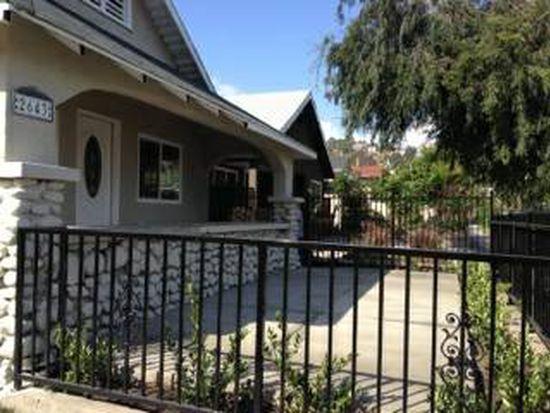 2643 Loosmore St, Los Angeles, CA 90065