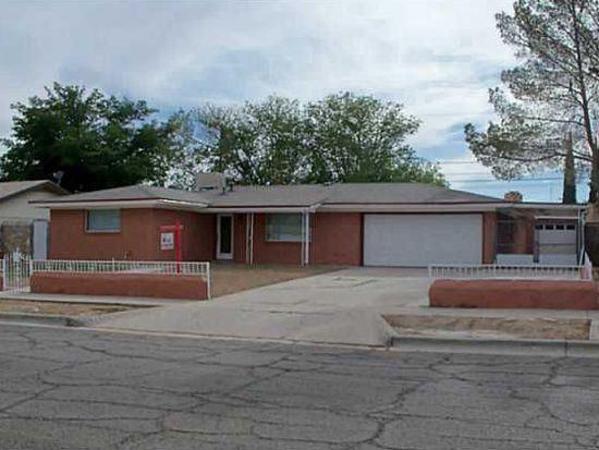 3211 Drumond Rd, El Paso, TX 79925