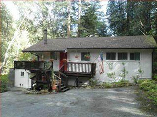 130 Brook Ln, Boulder Creek, CA 95006