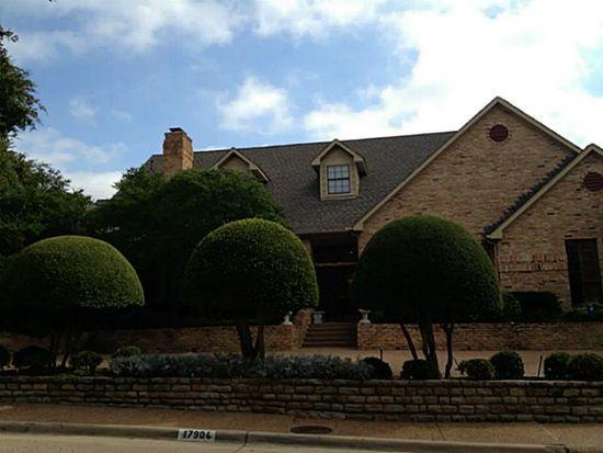 17904 Cedar Creek Canyon Dr, Dallas, TX 75252