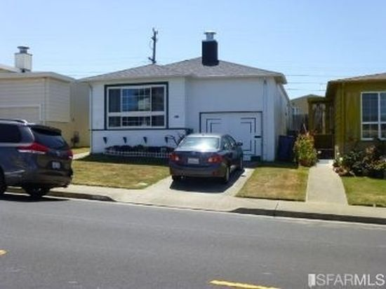672 Skyline Dr, Daly City, CA 94015