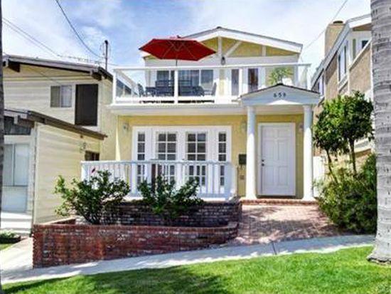 659 Longfellow Ave, Hermosa Beach, CA 90254