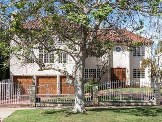 581 S Burlingame Ave, Los Angeles, CA 90049