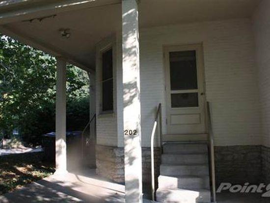 202 Arlington Ave, Lexington, KY 40508