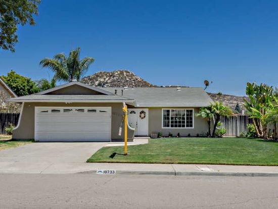 10733 Ironwood Ave, Santee, CA 92071