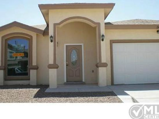 14414 Misty Point Dr, El Paso, TX 79938