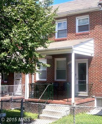 1305 N Ellwood Ave, Baltimore, MD 21213