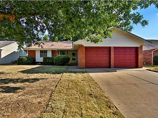 7608 NW 25th Ter, Bethany, OK 73008
