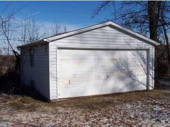450 E Mount Pleasant Rd, Evansville, IN 47711