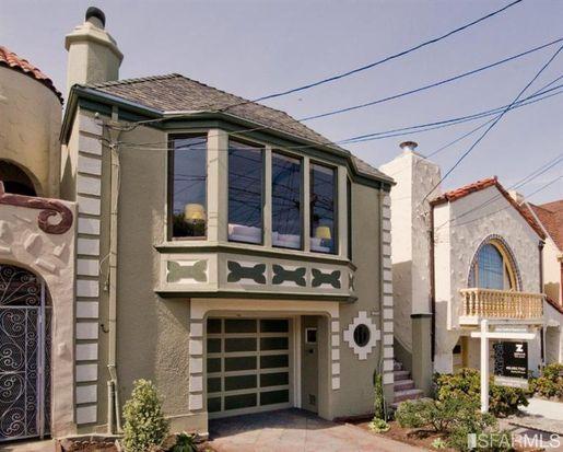 1535 33rd Ave, San Francisco, CA 94122