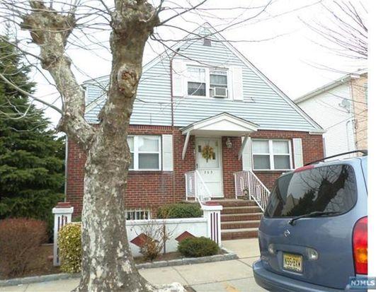 203 7th St, Fairview, NJ 07022