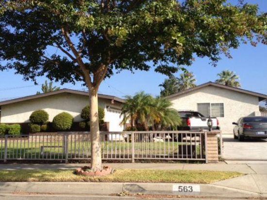563 E Bellbrook St, Covina, CA 91722